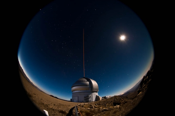 Телескоп Джемини-2 (space.com)
