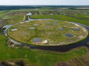 Телескопы системы в Нидерландах (space.com)