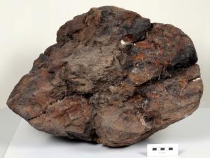 Крупнейший метеорит Англии (space.com)