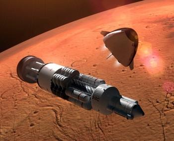 «Orion» попал в сферу интересов НАСА (Изображение — bisbos.com)