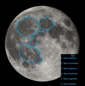 Лицо на Луне (wikipedia.org)