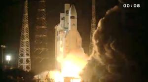 Запуск ATV-3 (space.com)