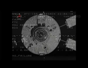 Сближение со станцией (space.com)
