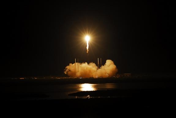 Запуск (space.com)