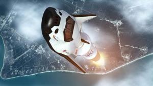 Dream Chaser через несколько лет(space.com)