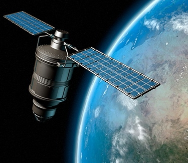 Cпутник VRSS-1 (Изображение — spacetoday.org)