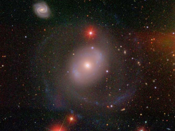 Галактика NGC 4151 (nasa.gov)