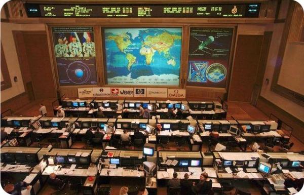 Работа в ЦУПе (federalspace.ru)