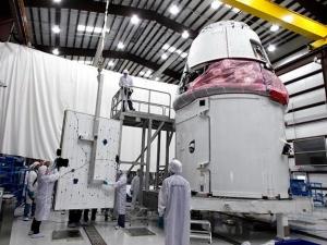 Подготовка к запуску (space.com)