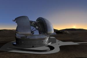 E-ELT изменит сегодняшние представления о Вселенной (Фото — roe.ac.uk)