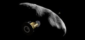 Приближение к далекому руднику (space.com)
