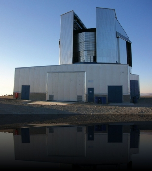 Телескоп VISTA (ultravista.org)