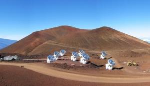Телескопы SMA (eso.org)