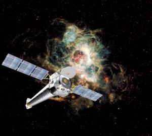 Окрестности звезды и телескоп Чандра (cfa.harvard.edu)
