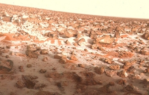 Иней на Марсе (wikipedia.org)