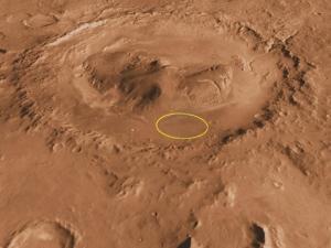 Место посадки (space.com)