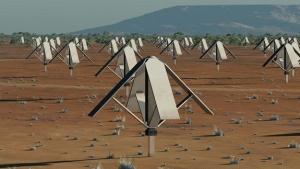 Представление малых приемнико, которые будут установлены в Австралии (space.com)