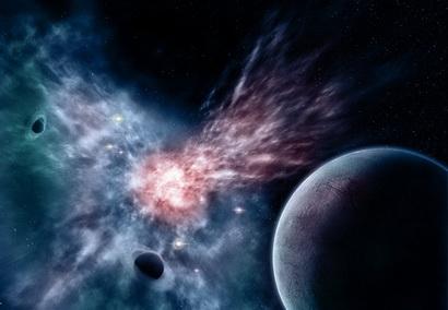 «Белые дыры» из другого временного измерения (Изображение — kosmos.info) «Белые дыры» из другого временного измерения (Изображение — kosmos.info)