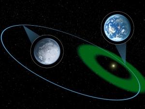 Планета может по-разному выглядеть на высокоэллиптической орбите (nasa.gov)