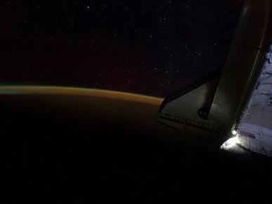 Заключительная миссия «Индевор» (Изображение — nasa.gov)