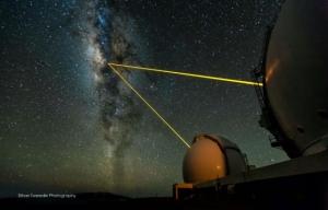 Телескопы обсерватории Кека (ucla.edu)