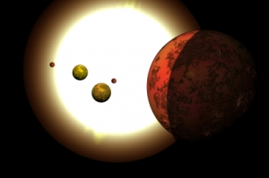 Все собрались поближе к звезде (space.com)