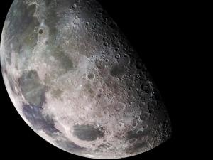 Наша Луна (nasa.gov)