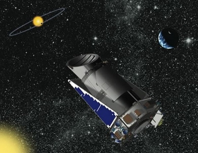 Телескоп «Кеплер» (Изображение — independent.co.uk)