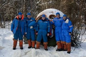 Испытания на выживание (фото - http://mars500.imbp.ru)