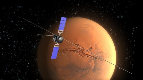 Рисунок зонда (space.com)