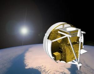 Риунок аппарата SCISAT-1, использованного в исследовании (space.com)