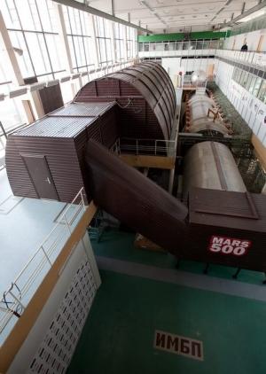 Комплекс эксперимента (фото - http://mars500.imbp.ru)