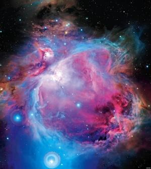 Туманность Ориона (space.com)