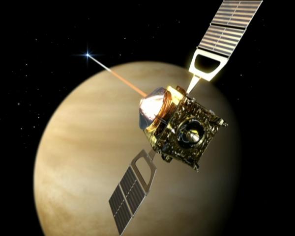 Рисунок аппарата (space.com)