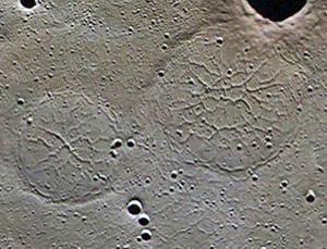 Древние кратеры, заполненные лавой (newscientist.com)