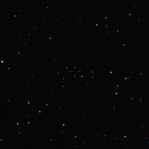 Планета на фоне звезд группы (eso.org)