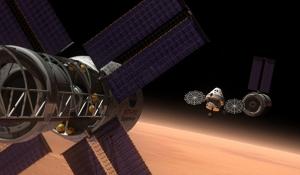 Было бы неплохо прилететь к Марсу (space.com)