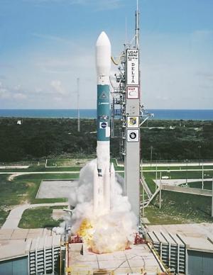 Запуск аппарата (jhu.edu)