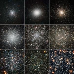 Сравнение широкоугольных и центральных снимков (eso.org)