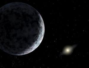 Рисунок Эриды (newscientist.com)