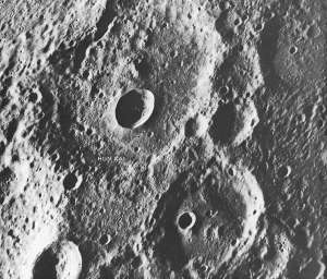 Снимок Маринера 10 (wikipedia.org)