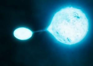 Слияние звезд - результат слишком близкой двойной системы (space.com)