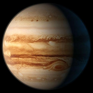 Юпитер (изображение - http://www.great-galaxy.ru)