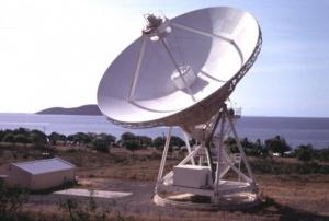 Один из телескопов системы VLBA (universetoday.com)