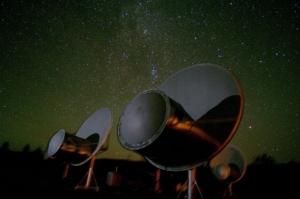 Тарелки системы Аллена (universetoday.com)
