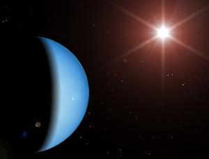 Рисунок Урана (newscientist.com)