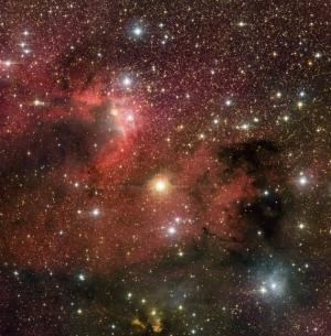Скопление Cep OB3b (universetoday.com)