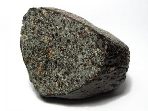 Хондры в метеорите (wikipedia.org)