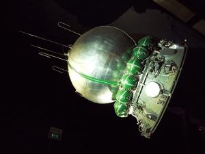 Модель аппарата Восток (wikipedia.org)
