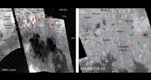 Озера Титана (jpl.nasa.gov)